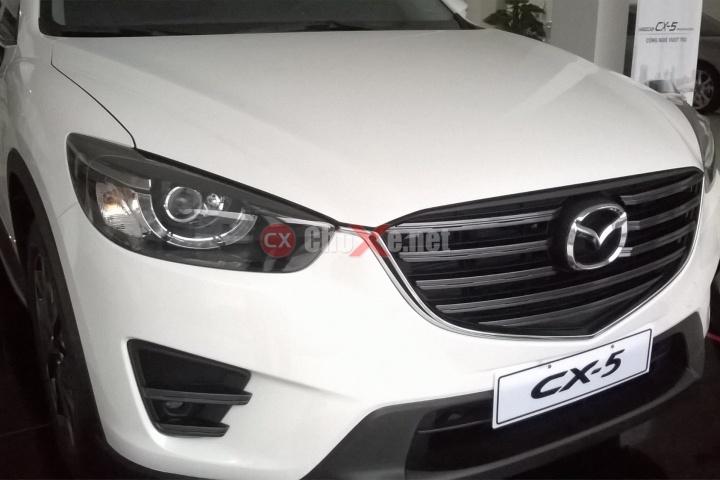 Bán Mazda CX 5 2.0 đời 2016, màu trắng