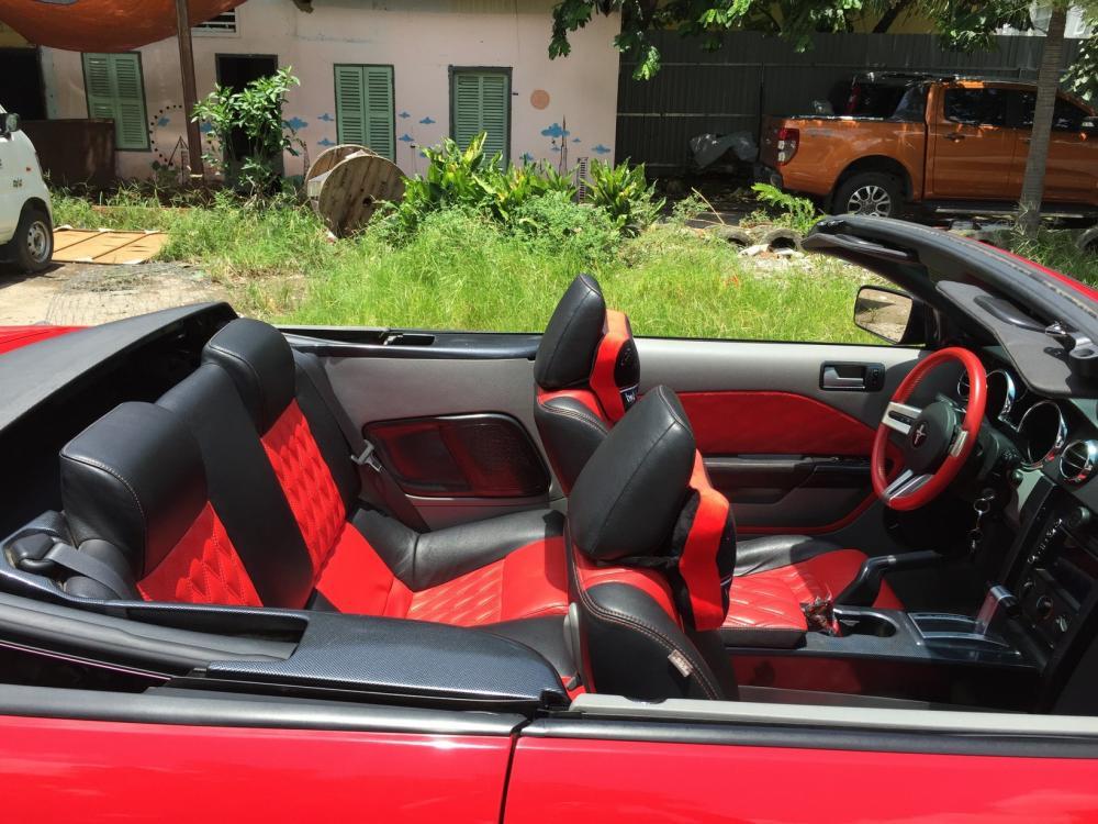 Bán ô tô Ford Mustang đời 2008, màu đỏ