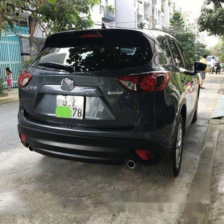 Chính chủ bán Mazda CX 5 đời 2004, màu đen