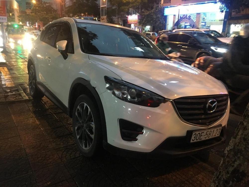 Việt Nguyên Auto bán lại xe Mazda CX 5 2.0 đời 2016, màu trắng