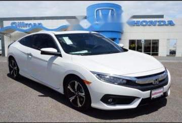 Bán Honda Civic Turbo 1.5G sản xuất năm 2018, màu trắng, xe nhập