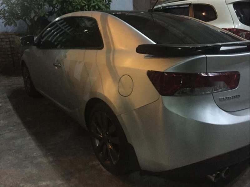 Bán Kia Cerato Koup đời 2010, màu bạc, nhập khẩu
