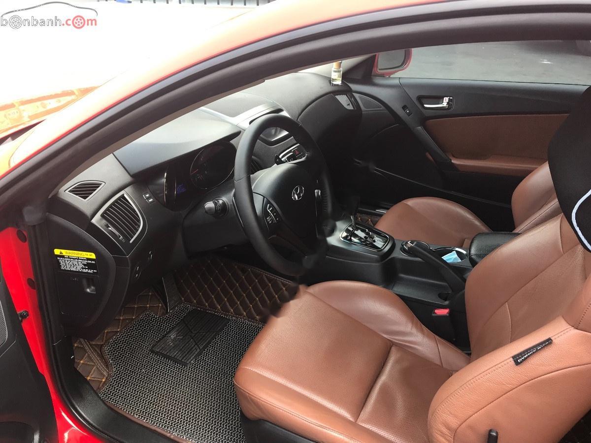 Bán Genesis Coupe 2.0 Turbo Sx 2010, odo 51000 km