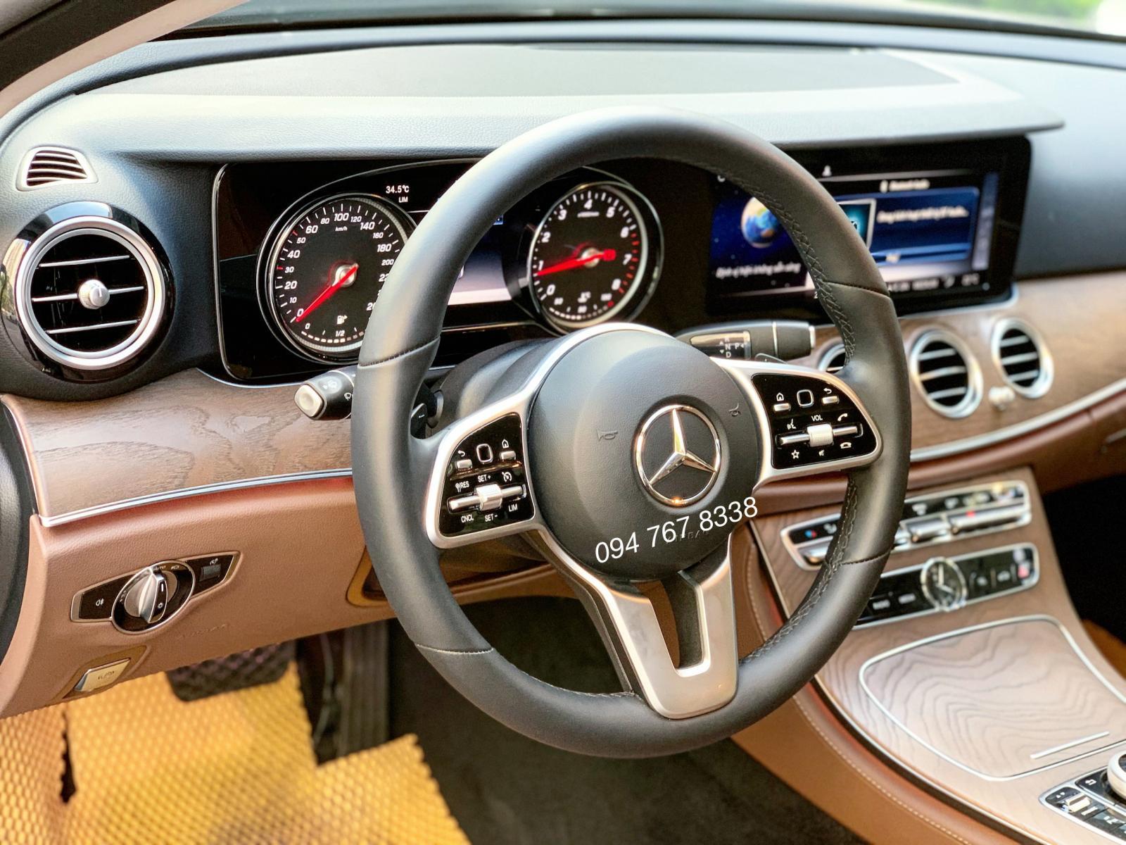 Bán Mercedes E200 sx 2019 màu Xanh giá tốt - Xe đã qua sử dụng chính hãng