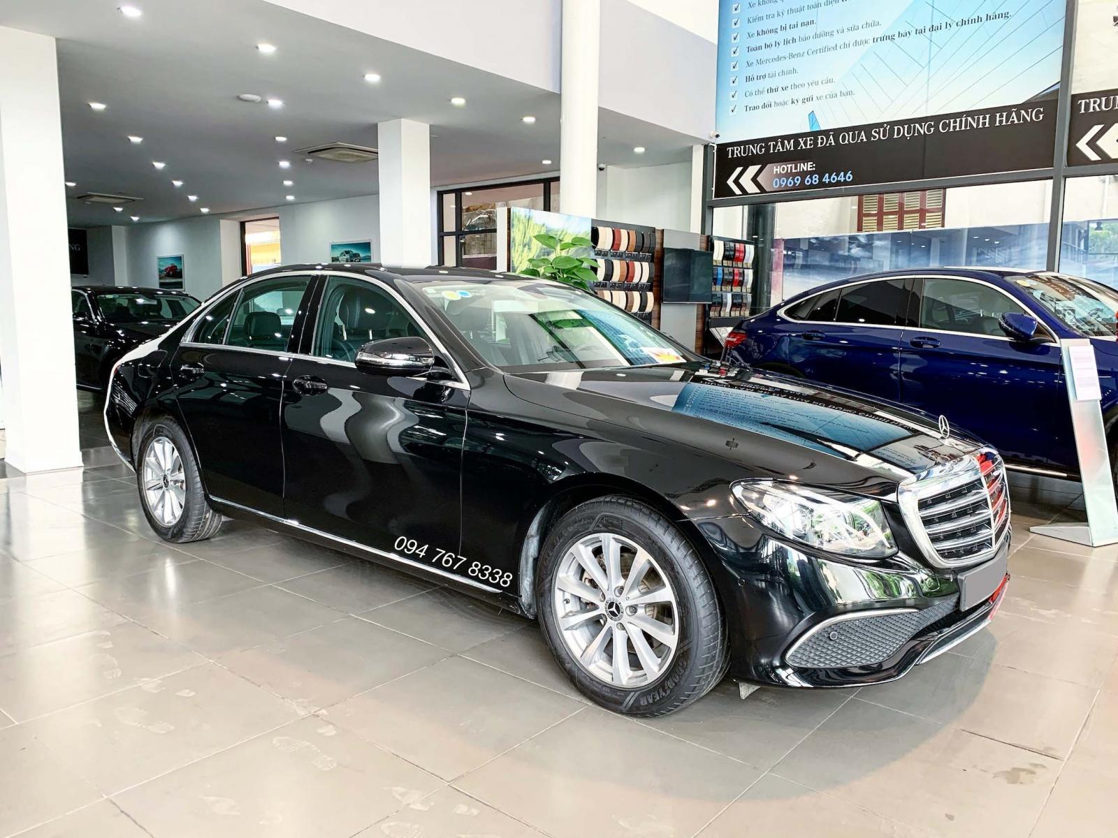Cần bán Mercedes E200 2019 chính chủ, biển HN, giá cực tốt