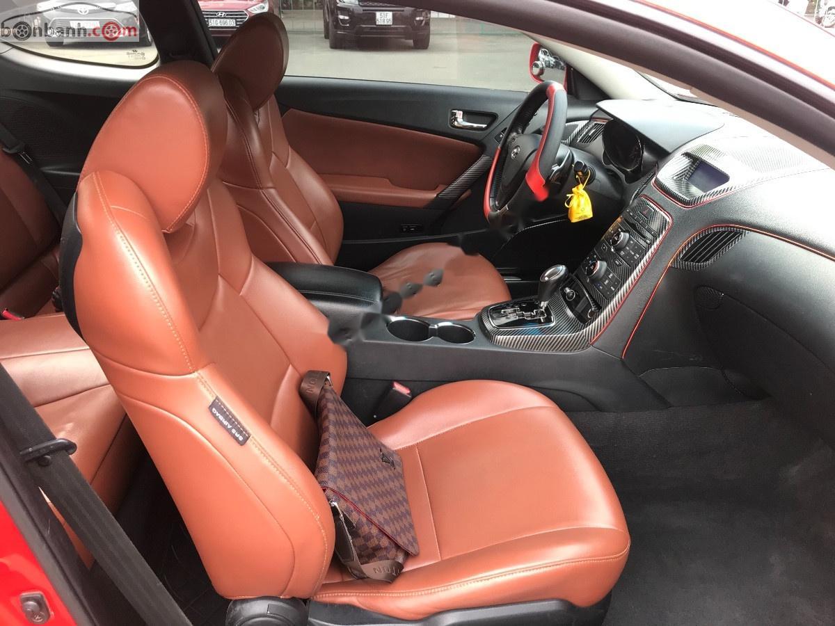 Cần bán lại xe Hyundai Genesis đời 2010, màu đỏ, nhập khẩu chính hãng