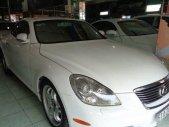 Bán xe Lexus SC 430 AT đời 2006, màu trắng, nhập khẩu nguyên chiếc giá 1 tỷ 250 tr tại Tp.HCM