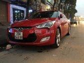 Xe Hyundai Veloster đời 2011, màu đỏ, nhập khẩu chính hãng giá 650 triệu tại Hà Nội
