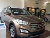 Cần bán xe ô tô Hyundai Santa Fe 2.2 MT sản xuất 2016, màu nâu, nhập khẩu giá 1 tỷ 300 tr tại Tp.HCM