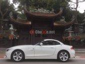 Cần bán xe BMW Z4 2.0AT năm 2013, màu trắng, xe nhập, như mới giá 1 tỷ 500 tr tại Hà Nội