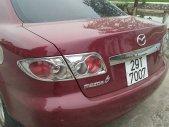 Cần bán Mazda 6 đời 2003, màu đỏ, giá chỉ 305 triệu giá 305 triệu tại Nam Định