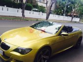 Bán BMW M6 V10 đời 2008, xe nhập giá 1 tỷ 590 tr tại Tp.HCM