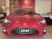Cần bán xe Toyota 86 đời 2016, màu đỏ, nhập khẩu giá 1 tỷ 636 tr tại Bình Định