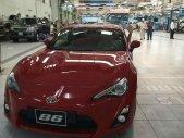 Bán Toyota 86 đời 2016, màu đỏ, nhập khẩu chính hãng như mới giá 1 tỷ 500 tr tại Tp.HCM