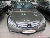 Cần bán xe Mercedes E350 sản xuất 2010, màu xám, chính chủ giá 1 tỷ 365 tr tại Hà Nội