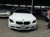 Cần bán lại xe BMW 6 Series đời 2006, màu trắng, nhập khẩu giá 1 tỷ 200 tr tại Tp.HCM