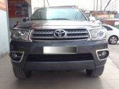 Cần bán Toyota Fortuner đời 2010, màu xám giá 669 triệu tại Tp.HCM