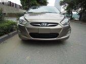 Cần bán Hyundai Accent năm 2012, màu nâu, nhập khẩu chính hãng giá 515 triệu tại Hà Nội