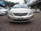 Bán xe Toyota Corolla altis 1.8 AT đời 2010, màu vàng giá 609 triệu tại Hà Nội