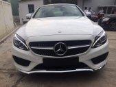 Bán xe Mercedes C300 Coupe đời 2016, màu trắng, nội thất đỏ, xe nhập giá 2 tỷ 699 tr tại Phú Yên