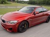 Giao ngay BMW M4 coupe màu đỏ. Xe thể thao giới hạn của BMW giá 4 tỷ 378 tr tại TT - Huế