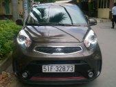 Cần bán lại xe Kia Morning Si 1.25A 2015, mới đi 12000km giá 405 triệu tại Tp.HCM