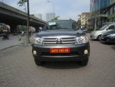 Cần bán xe Toyota Fortuner sản xuất 2009, màu xám giá 645 triệu tại Hà Nội