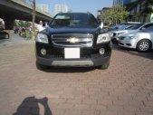 Bán xe Chevrolet Captiva đời 2009, màu đen giá cạnh tranh giá 375 triệu tại Hà Nội
