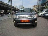 Cần bán xe Toyota Fortuner sản xuất 2009, màu xám giá 639 triệu tại Hà Nội