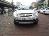 Bán ô tô Chevrolet Captiva LT 2.4 2009, màu bạc, giá 375tr giá 375 triệu tại Hà Nội
