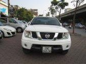 Cần bán Nissan Navara LE 2.5 đời 2014, màu trắng, 495tr giá 495 triệu tại Hà Nội