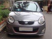 Cần bán lại xe Kia Morning SX đời 2010, màu xám giá 289 triệu tại Tp.HCM