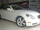 Bán Lexus SC 430 AT đời 2006, màu trắng, xe nhập   giá 1 tỷ 30 tr tại Tp.HCM