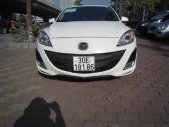 Cần bán Mazda 3 đời 2010, màu trắng, xe nhập, còn mới giá 515 triệu tại Hà Nội