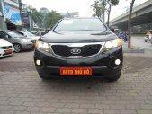 Bán xe Kia Sorento đời 2010, màu đen, nhập khẩu giá 645 triệu tại Hà Nội