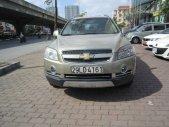 Bán ô tô Chevrolet Captiva Maxx LT năm 2010, màu vàng giá 439 triệu tại Hà Nội