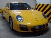 Bán xe thể thao Porsche 911 Carrera đời 2008, màu vàng cực đẹp rất ít đi giá 2 tỷ 400 tr tại Hà Nội