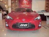 Bán xe Toyota 86 2016, màu đỏ, nhập khẩu nguyên chiếc giá 1 tỷ 636 tr tại Bình Định