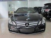 Bán Mercedes E350 đời 2010, màu đen, xe nhập giá 1 tỷ 250 tr tại Hà Nội