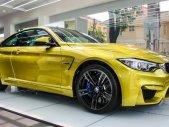 Giao ngay BMW M4 coupe Austin Yellow. Xe thể thao giới hạn của BMW giá 4 tỷ 168 tr tại TT - Huế