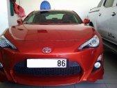 Bán ô tô Toyota 86 GT 2.0 đời 2012, màu đỏ, nhập khẩu  giá 1 tỷ 139 tr tại Hà Nội