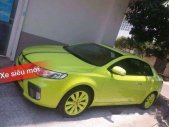 Bán xe Kia Cerato AT đời 2010, màu vàng chính chủ giá 470 triệu tại Bình Phước