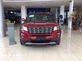 Bán Ford EcoSport 2.3L Limited năm 2017, màu đỏ giá 2 tỷ 180 tr tại Tp.HCM