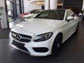 Cần bán lại xe Mercedes C300 Coupe đời 2017, màu trắng, xe nhập giá 2 tỷ 699 tr tại Hà Nội