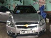 Bán xe Chevrolet Captiva Maxx LTX đời 2010, màu bạc   giá 365 triệu tại Tp.HCM
