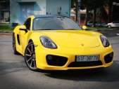 Bán Porsche Cayenne S năm 2015, màu vàng, nhập khẩu nguyên chiếc giá 3 tỷ 950 tr tại Tp.HCM