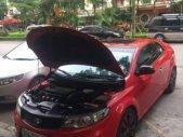Bán Kia Cerato Koup 2.0 đời 2010, màu đỏ giá 400 triệu tại Hà Nội