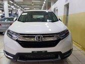 Bán xe Honda CR V đời 2018, màu trắng giá 1 tỷ 256 tr tại Hà Nội