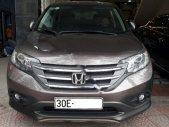 Bán xe Honda CR V 2.4 AT sản xuất 2014, màu xám giá 770 triệu tại Hà Nội