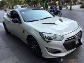 Bán Hyundai Genesis 2.0T năm sản xuất 2012, màu trắng, nhập khẩu   giá 750 triệu tại Tp.HCM